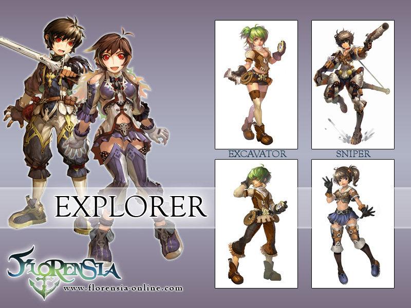 Florensia On-line 6996-explorer