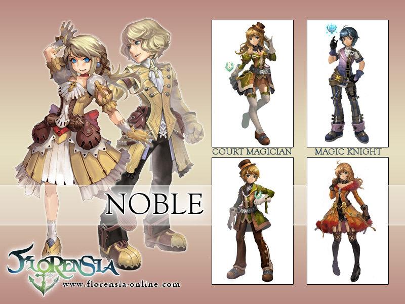 Florensia On-line 7006-noble