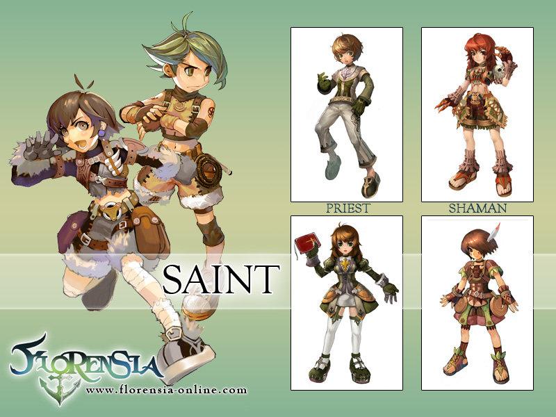 Florensia On-line 7011-saint