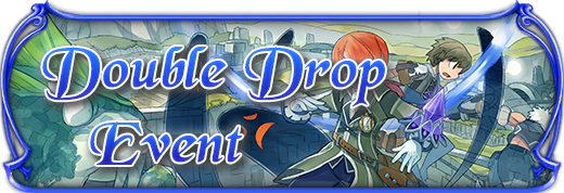 Double drop event