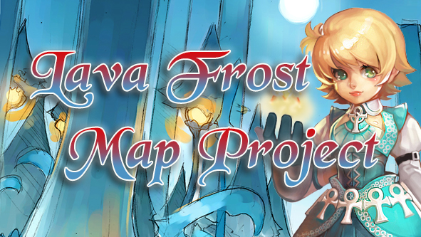 Lava frost map project
