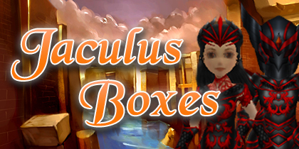 Jaculus boxes