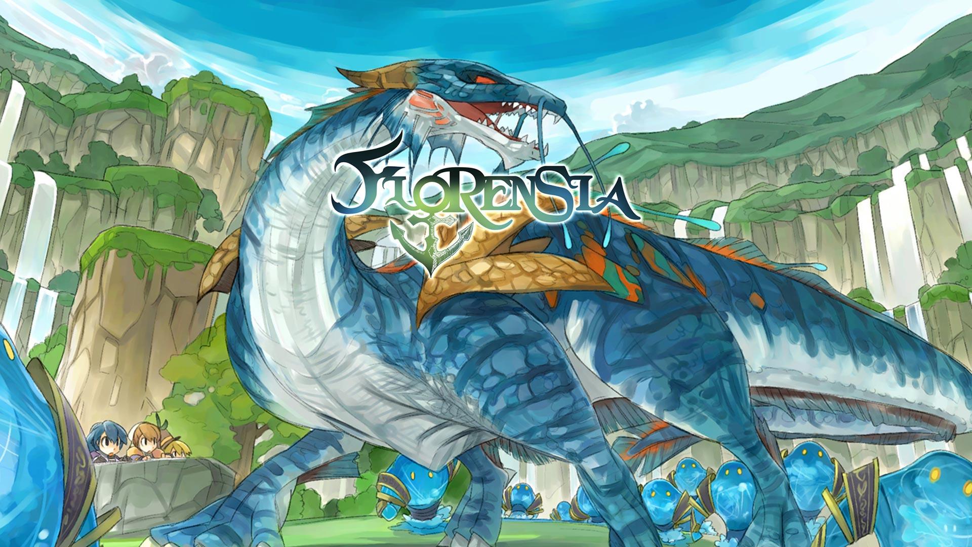 FLORENSIA MMORPG TÉLÉCHARGER